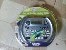 Brothers P-Touch Pt-70 Label Maker for sale  Fort Dearborn, IL