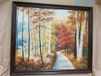 Canvas paintings 57 km