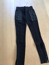 Leggings Zara Small neri 6810 km