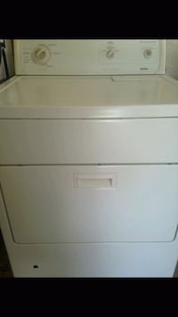 white front-load clothes dryer Los Angeles, 91607