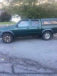 Nissan - Frontier - 2000 Frederick