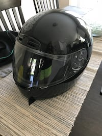 Black full-face helmet Piscataway, 08854