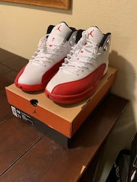 Jordan 12s cherries size 10 Lakewood, 80228