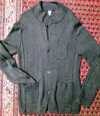 Men's Knit Cardigan- Grey Toronto, M4R 1X6