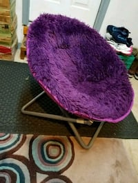 purple and black fur textile Alexandria, 22304