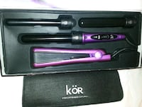 Kor Professional curling wand & straightener San Angelo, 76901