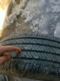 vehicle tire