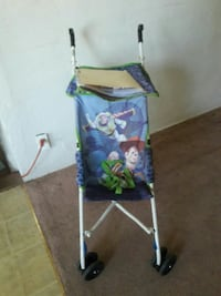 baby's Toy Story themed umbrella stroller Bakersfield, 93304