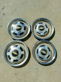 chevy pick up hubcaps classic Chula Vista, 91910