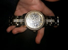 Guess watch automatic