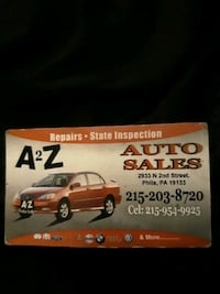 Car inspection and auto tag