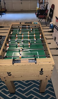 3-N-1 foosball billiard hockey  table