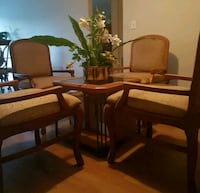 Solid Wood Dining Chairs Winter Park, 32792
