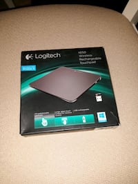 Logitech Wireless Rechargeable Touchpad Prince Frederick