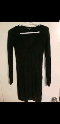 long black sweater - size M Edmonton, T5L 1Y8
