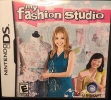 """""""Fashion Studio"""" game for Nintendo DS or 3DS"""
