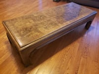 Wooden coffee table Toronto, M6H 4J5