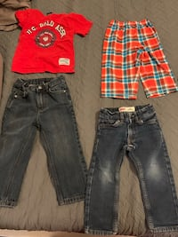 Toddler boys clothing size 2t  Cypress, 77429