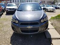 2013 CHEVROLET SONIC LT! LOW KM! ACTIVE!FACTORY REMOTE STARTER Edmonton
