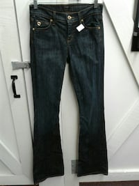Ladies Citizens of humanity jeans  sz small