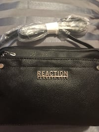 Kenneth Cole Reaction Cross-Body bag. Black. Brand New! Mississauga, L5H 3T3