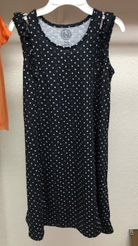 Girls cold shoulder size 14 dress NEW WITHOUT TAGS Elk Grove, 95624