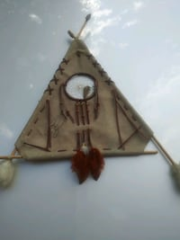 Native american,  hand made
