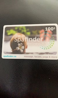$100 gift card to wayspa