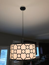 4 separate light fixtures for sale $30 each for first or OBO. $25 each for last two or OBO