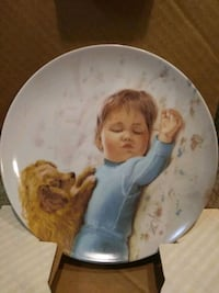 Collector Plate Garland, 75041