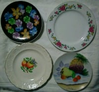 Price drop. Deco. Plates
