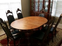 Dining Table with 6 Chairs Ashburn, 20147