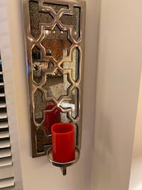 Candle holder wall mount! Vaughan, L4K 0H8