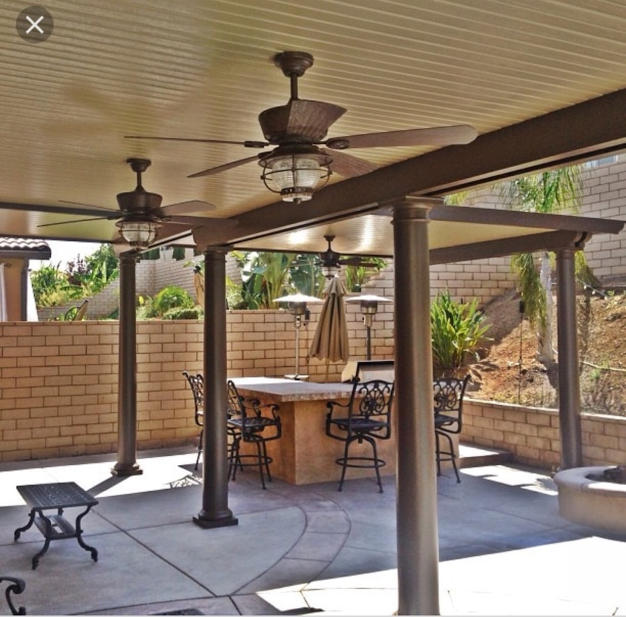 Used Alumawood Patio Covers For Sale In Whittier   Letgo