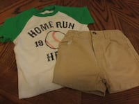 Boys Baseball Outfit Set Size 12 months  Tustin, 92780