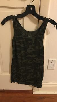Camouflage tank top  Coral Gables, 33156