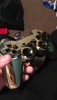 Gold Casing for PS3 controller Chilliwack, V2R 1H6