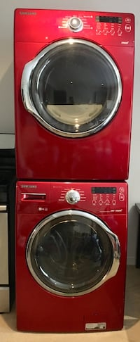 Samsung Stackable Washer and Dryer (Gas) Oakton, 22124