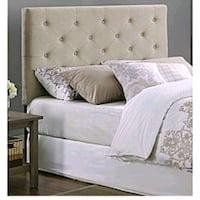 New Full or Queen Bed headboard farmhouse tufted  Wrightsville, 17368