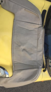 Cabrio convertible boot cover vw