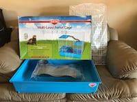 """New!! My First Home 3-Level Ferret Cage, 18"""" x 30"""" x 29"""" St Thomas, N5R 6M6"""