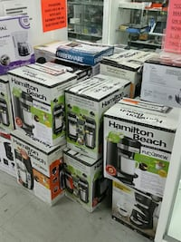 Hamilton Beach coffee makers clear out sale Toronto, M9M 2G3
