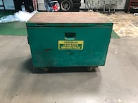 Heavy Duty Roll Around Construction Container