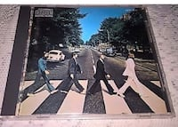BEATLES ABBEY ROAD JAPANESE 1982 CD COLLECTIBLE  Reston, 20191