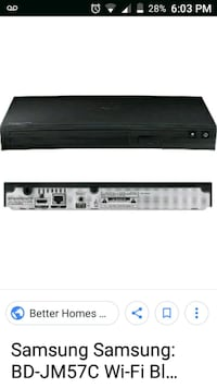 Samsung smart Blu ray player Clarksburg, 20871