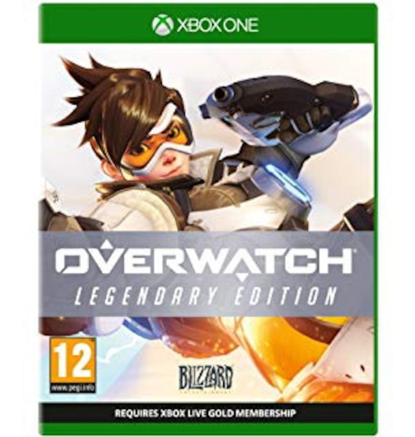 Over watch Xbox 1