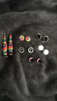 """7/16"""" Plugs and Tapers Harlingen, 78552"""