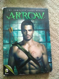 The Arrow DVD Season 1 Lake Mills, 53551
