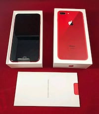 Iphone 8 plus red sprint & boost Washington, 20005