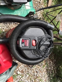 black and red canister vacuum cleaner Claremore, 74017